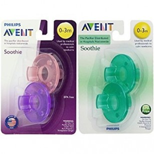 Avent  soothie  透氣系列安撫咀