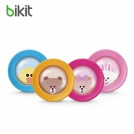bikit guard-香茅精油扣 - Line Friends (Brown Cony Choco Sally)
