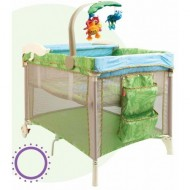 Fisher-price 3in1 rain forest 豪華網床