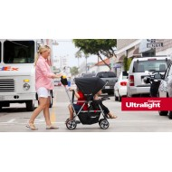 Joovy Caboose™ Ultralight輕巧型嬰幼兒雙子車