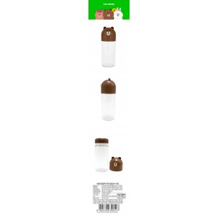 Line friends Brown水樽