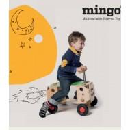 Mingo 自由組裝騎乘玩具